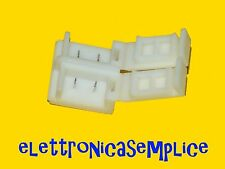connettore giunto striscia led stagna 3528 2 pin 8mm (20SP)
