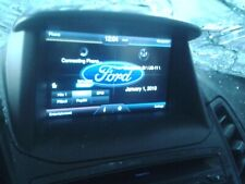 2015Ford Fiesta ST GPS NAVIGATION Multi Stereo Monitor Display Screen OEM Tested
