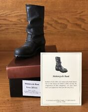 Raine Just the Right Shoe Motorcycle Boot Coa Box 25504
