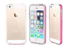 LED Flash Light UP Remind Incoming Call Cover Case Skin For iPhone 5/5S 6/6S +