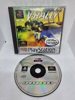 V-RALLY CHAMPIONSHIP EDITION - SONY PLAYSTATION 1 PS1 PSONE PAL PLATINUM EDITION