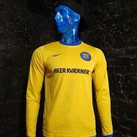 Stockton Town Football Club Jersey Long Sleeve Nike Shirt Mens Size S