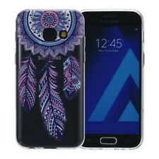 Samsung Galaxy S6 Edge Hülle Case Handy Cover Schutz Etui Schutzhülle Henna Bunt