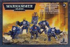 Space Marines Terminator Squad - Warhammer 40k - Brand New! 48-10