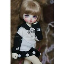 Adorable Pullover Sweatshirt + Dress Outfit for 1/6 BJD SD Doll Clothes ACCS