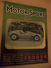 June Motorsport Cars, Pre-1960 Magazines""