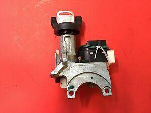 2000-2005 CADILLAC DEVILLE IGNITION LOCK CYLINDER SWITCH & HOUSING ASSEMBLY OEM!