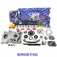 New Engine Rebuild Kit for 2.4L 91-94 Nissan 240SX Engine KA24DE