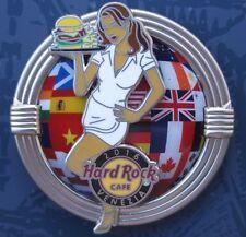 HARD ROCK Cafe / World Burger Tour / Europe / Venezia / Pin / P.16*