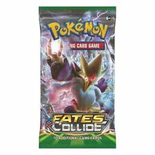 Fates Collide Psychic Pokémon Individual Cards with Full Art