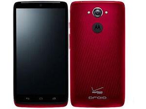"Motorola Droid Turbo XT1254 Verizon 5.2"" 4G LTE Wifi Android 32GB 64GB Cellphone"