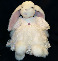 Tilly Collectibles Easter Bunny Rabbit Plush 1987 House That Tilly Built  22 in