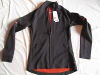 Adidas Climaheat Prime Knit Hybrid CF0924  woman black jacket sz S  New $200