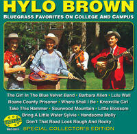 Hylo Brown - Bluegrass Favorites On College and Campus [New CD]