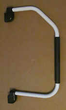 ITC WHITE Folding Door Assist Grab Bar Handle Stow Go RV Trailer SALE UPS Ship