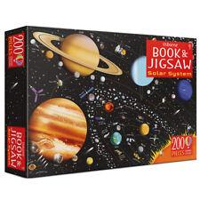 The Solar System - Usborne Book and Jigsaws