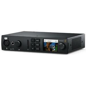 New Sealed Blackmagic Design UltraStudio 4K Mini Capture and Playback Unit