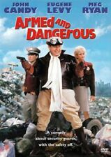 Armed and Dangerous (John Candy) + New DVD Region 4
