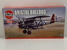 Airfix A01055v Bristol Bulldog 1 72 Scale Model Kit
