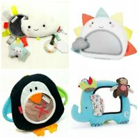 Baby Toddler Kid Child Skip Hop Activity Sun & Cloud Soft Baby-safe Mirror Toy