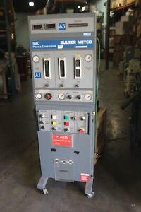 SULZER METCO 9MC PLASMA CONTROL SYSTEM EXCELLENT CONDITION