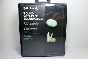 Skullcandy S2BBW-L638 Push True Wireless Earbuds - Psycho Tropical Earphones