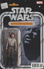 STAR WARS HAN SOLO #1 CARBONITE ACTION FIGURE VARIANT MARVEL COMICS