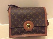 Auténtico Louis Vuitton bolsa Vintage Coleccionables Raro presentes