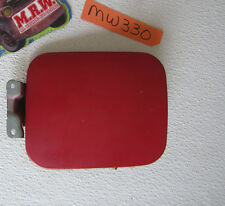 93-97 FORD PROBE GT SE GAS TANK DOOR FUEL FILLER HINGE RED PANEL CAR CAP COVER
