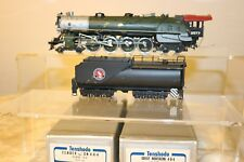 HO Brass Tenshodo Great Northern 4-8-4 S-2 Built up #143