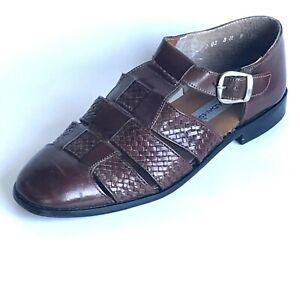 Stacy Adams Men's Fisherman Sandal, Size 8M