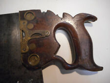 L2161- ANTIQUE DISSTON  NO. 43 COMBINATION SAW  RARE TOOL - Rare Henry Disston