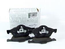 GENUINE RENAULT MEGANE II CLIO III FRONT BRAKE PADS SET 410601237R