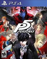 Persona 5 (Sony PlayStation 4, 2017)