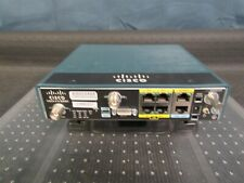 Cisco 4-Port LAN 3G/4G Integrated Services Router C819G-4G-VZ-K9