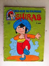 shirab mini albi da colorare N° 31 ed. tv milano (già colorato)
