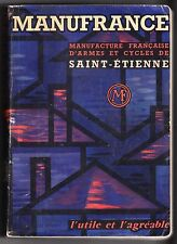 MANUFRANCE Catalogue 1964 =  Excellent Etat  !!!