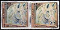 """FRANCE STAMP TIMBRE N° 1982 """" PERCHERON DE BIRR , VARIETE DE COULEUR """" NEUFxxTTB"""