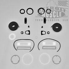DMT Mopar 63 Dodge Dart Paint Exterior Gasket Kit Set Body Seals