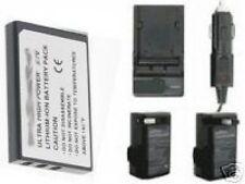 SLB1137 Battery + Charger for Samsung U-CA3 U-CA4 U-CA5