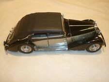 A Franklin mint scale model of a 1939 Maybach Zeppelin. no Box