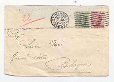P865-MICHETTI 60 CENT + 20 CENT TARIFFA FERMO-POSTA 1926