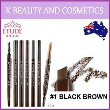 [Etude House] Drawing Eye Brow (#1 DARK/BLACK BROWN) eyebrow pencil *NEW 2017!*