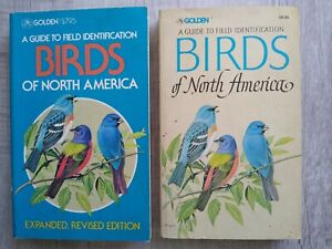 BIRDS of NORTH AMERICA - Golden Guides