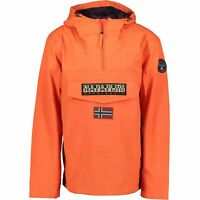 Napapijri Thin Rainforest Jacket Orange