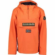 Napapijri Thin Rainforest Jacket Orange