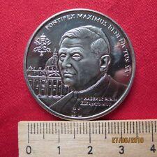 Sierra Leona - 1 dólares 2005-Pontificia Maximus benedictus xvi
