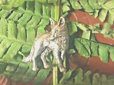 Pin's renard  fox