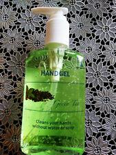 3 x Handgel hygienisch saubere Hände Grüner Tee 200ml Reinigen ohne Seife Wasser