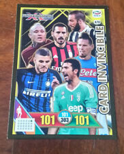 CARD INVINCIBILE CALCIATORI 2017 2018 ADRENALYN XL PANINI N. 470 RARA